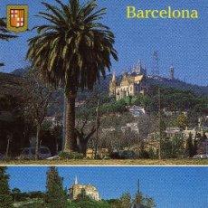 Postales: BARCELONA DIFERENTS ASPECTES EDICIONES FISA. Lote 24361538
