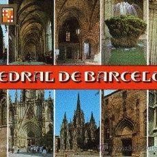 Postales: BARCELONA Nº 432 DIFERENTS ASPECTES ED. FISA NUEVA. Lote 24366453