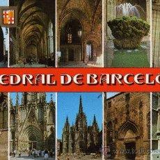 Postales: BARCELONA Nº 432 DIFERENTS ASPECTES ED. FISA NUEVA. Lote 24366651