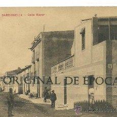 Postales: (PS-21185)POSTAL DE GARRIGUELLA(GIRONA)-CALLE MAYOR. Lote 24483975