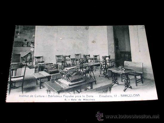 Postales: Conjunto 12 postales Institut de Cultura i Biblioteca Popular per la Dòna. . - Foto 2 - 25004783