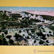 Postales: POSTAL BARCELONA, LA RABASSADA. VISTA GENERAL. SIN CIRCULAR.. Lote 25005169