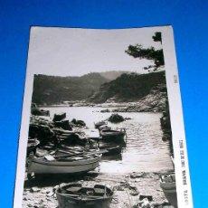Postales: POSTAL COSTA BRAVA, PORT DE SES ORATS. BAGUR. CIRCULADA AÑO 1948. .. Lote 25005465