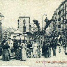 Postales: GERONA RAMBLA DE LA LIBERTAD COL.LECCIÓ GIRONA, POSTALS PER AL RECORD II. Lote 25268889