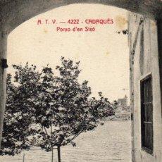 Postales: CADAQUES-GIRONA. Lote 25306539