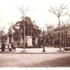 Postales: BARCELONA- SARRIÁ- 4- PLAZA DE GASPAR Y FERRERAS -ED. FOTOGRAFICA - (5662). Lote 25554653
