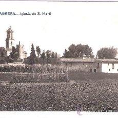 Postales: BARCELONA- 8- LA SAGRERA .- IGLESIA DE SANT MARTI- (5665). Lote 25554785