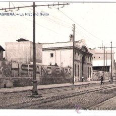 Postales: BARCELONA- 3 - LA SAGRERA- LA HISPANO SUIZA - (5666). Lote 25554831
