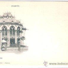 Postales: BARCELONA- FRONTÓN - 97- HAUSER Y MENET -(5688). Lote 25556242