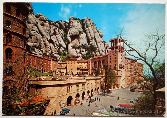 BARCELONA. MONTSERRAT. (Postales - España - Cataluña Moderna (desde 1940))
