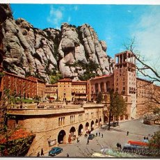 Postales: BARCELONA. MONTSERRAT.. Lote 25650054