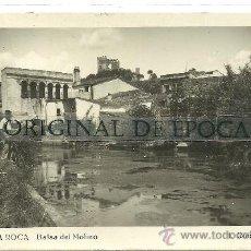 Postales: (PS-21841)POSTAL FOTOGRAFICA DE LA ROCA-BALSA DEL MOLINO. Lote 25675448