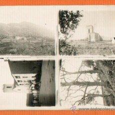 Postales: FOTOGRAFIA POSTAL ORIGINAL 1927 VALLGORGUINA - ORSAVINYÀ - EL CORREDOR I BOSC DE MONTNEGRE - UNICA . Lote 27113398