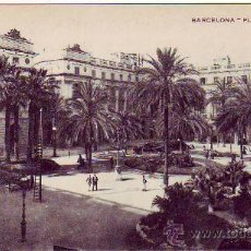 Postales: BARCELONA - PLAZA REAL. Lote 25774734