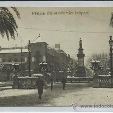 Postales: BARCELONA-PLAZA DE ANTONIO LOPEZ(REF-598). Lote 25892354