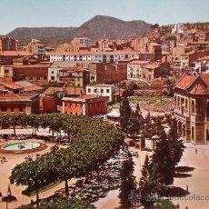Postales: POSTAL PLAZA ESPAÑA DE MANRESA. SIN CIRCULAR. Lote 26120542