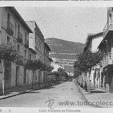 Postales: POSTAL CENTELLAS CALLE MARQUES DE PEÑAPLETA . Lote 26216738