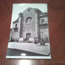 Postales: ANTIGUA POSTAL IGLESIA PARROQUIAL DE TARREGA LERIDA LLEIDA ED. GARCIA GARRABELLA. Lote 26348983