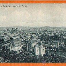 Postales: VISTA PANORAMICA DE PUTXET - BARCELONA - SIN CIRCULAR . Lote 26457645