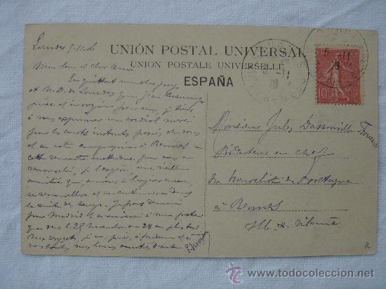 Postales: VISTA DEL DORSO DE LA POSTAL - Foto 3 - 26504157