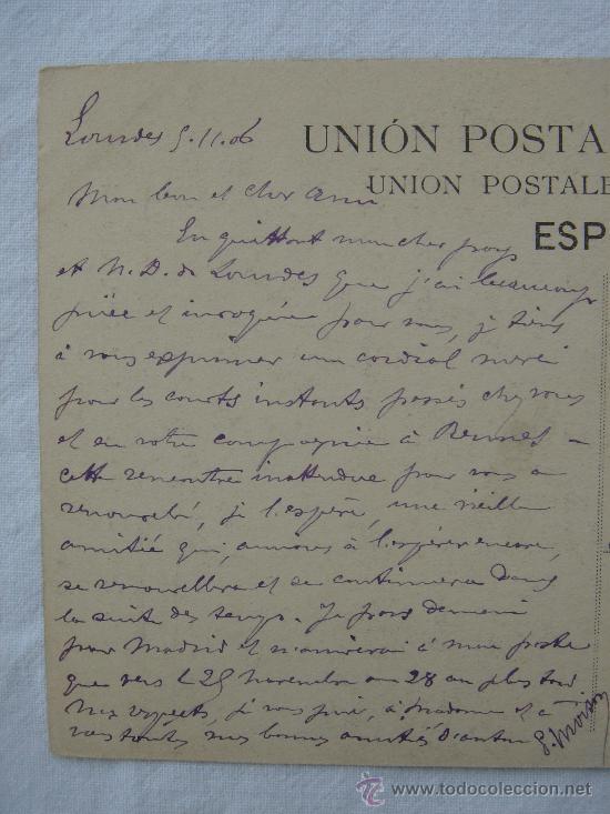 Postales: PARTE IZQUIERDA DEL TEXTO - Foto 4 - 26504157