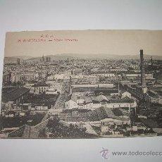 Postales: POSTAL.....BARCELONA...VISTA GENERAL.. Lote 26506782
