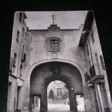 Postales: 1 - CENTELLAS, TORRE DEL PORTAL, SOBERANAS,15X10 CM.. Lote 26687894