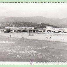 Postales: CASTELLDEFELS, ES UNA FOTOGRAFIA TOMADA EN 1955. Lote 26867660