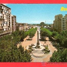 Postales: POSTAL DE REUS AVENIDA DE LOS MÁRTIRES Nº 3 EDICION RAYMOND SIN CIRCULADAR . Lote 26878770