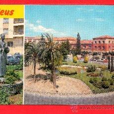 Postales: POSTAL DE REUS PLAZA DE LA PASTORETA Y COLEGUIO LA SALLE Nº 26 EDICION RAYMOND SIN CIRCULADAR . Lote 26879752
