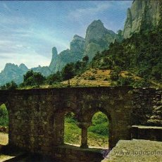 Postales: MONTSERRAT - 95 SANTA CECILIA. Lote 26882771