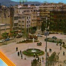 Postales: BADALONA Nº 113 PLAZA DE LOS CAÍDOS ESCRITA CIRCULADA CON SELLO AÑO 1980 POSTALES BADALONA. Lote 27144549