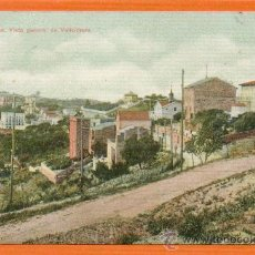 Postales: VALLVIDRERA - BARCELONA - VISTA GENERAL DE VALLVIDRERA - SERIE LEON . Lote 27165956