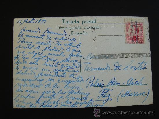 Postales: DORSO DE LA POSTAL - Foto 2 - 27240138