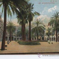 Postales: BARCELONA . PLAZA REAL. Lote 27267185
