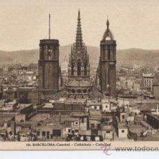Postales: BARCELONA . CATEDRAL. Lote 27314382