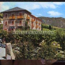 Postales: (03118) PRULLANS - HOTEL MONTAÑA - PUBLINTEL - SEAT 600. Lote 27518422