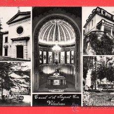 Postales: POSTAL DE VILADRAU CASAL DE EL SAGRAT CORAZON EDICION A ZERKOWITZ CIRCULADA . Lote 27560483