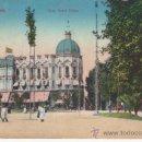 Postales: BARCELONA GRAN HOTEL COLON. CIRCULADA.. Lote 27579095