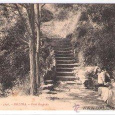 Postales: GELIDA - FONT BARBUDA - A.T.V.- 4191 - (6717). Lote 27733763