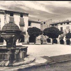 Postales: PRADES (TARRAGONA).- PLAZA MAYOR. Lote 27815527