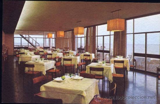 ALCANAR (TARRAGONA).- GRAN HOTEL CARLOS III.- (Postales - España - Cataluña Moderna (desde 1940))