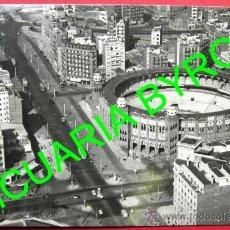 Postales: TARJETA POSTAL DE BARCELONA - PLAZA DE TOROS MONUMENTAL - AÑO 1959. Lote 27978201
