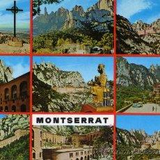 Postales: MONTSERRAT Nº 2302 A ZERKOWITZ ESCRITA CIRCULADA SELLOS. Lote 28073370