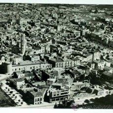 Postcards - Postal Figueras Vista aérea Fotos Meli años 50 sin circular - 28078598