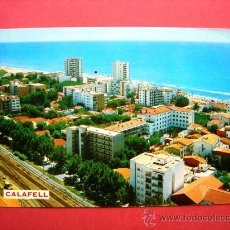 Postales: COSTA DORADA - TARRAGONA - CALAFELL. Lote 28103212