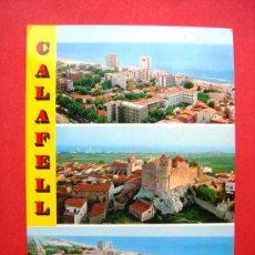 Postales: COSTA DORADA - TARRAGONA - CALAFELL. Lote 28103421