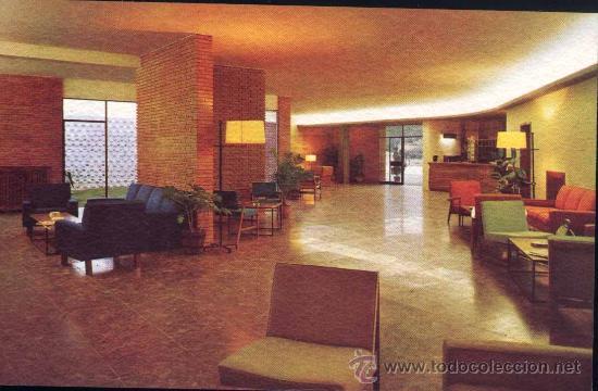 ALCANAR (TARRAGONA).- GRAN HOTEL CARLOS III. SERIE D-625 (Postales - España - Cataluña Moderna (desde 1940))