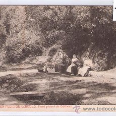 Postales: SAN FELIU DE GUIXOLS - 45 -FONT PICANT DE BELLOCH - (7429). Lote 28246416