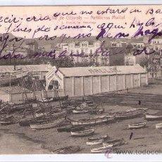 Postales: SAN FELIU DE GUIXOLS - ASTILLEROS MALLOL - (7431). Lote 28246428